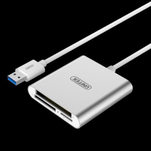 CARD ĐỌC THẺ NHIỀU TRONG MỘT USB 3.0 UNITEK Y-9313