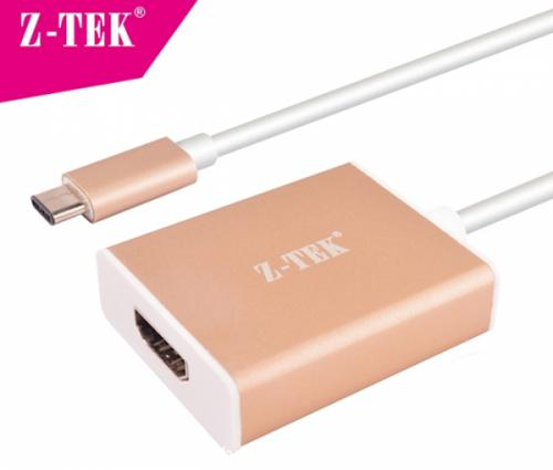 Cáp chuyển USB type C sang HDMI Z-Tek ZY 230