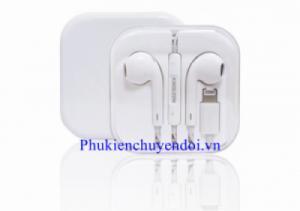 Tai nghe chân Lightning cho iPhone 7,8 Kingleen i31