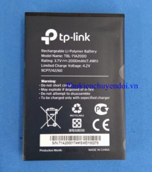 Pin cho bộ phát Wifi 3G/4G Tp-Link M5250, M5350, M7300 chính hãng