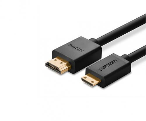Cáp Mini HDMI to HDMI 1M Ugreen 10195