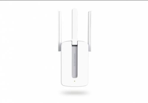 Bộ mở rộng sóng Wi-Fi 3 râu tốc độ 300Mbps Mercusys MW300RE