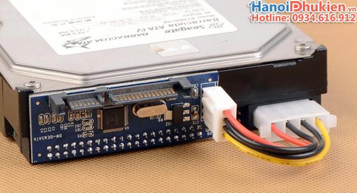 Card chuyển đổi ổ cứng HDD IDE (ATA) 3.5 inch sang SATA