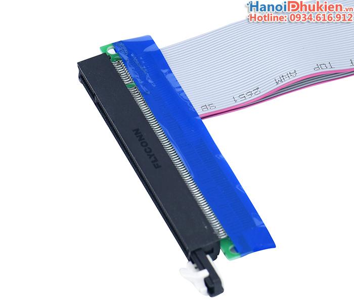 Dây cáp Riser PCI-E 4X to 16X cho PC, Server