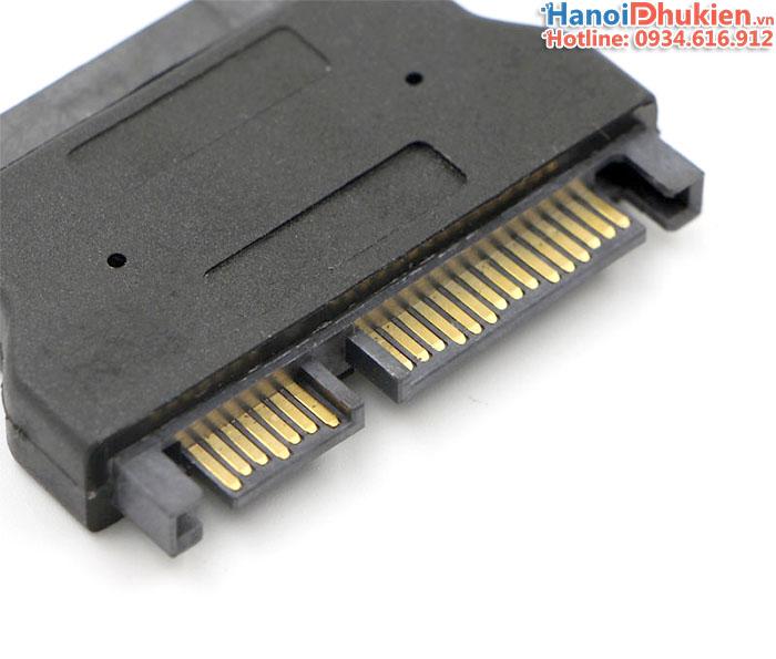 Đầu chuyển đổi SATA sang Micro SATA cho SSD