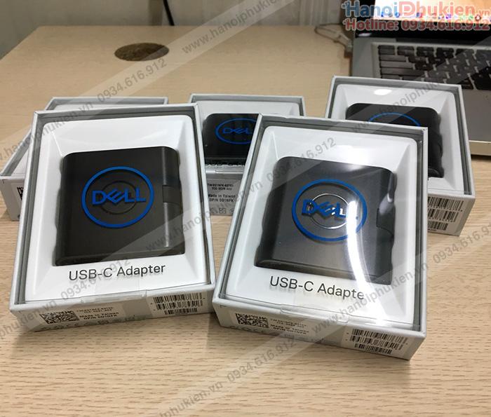 Dell DA200 Adapter USB-C to HDMI/VGA/Ethernet/USB 3.0