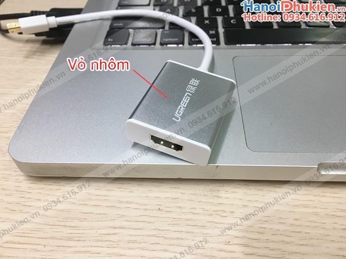 Cáp kết nối Macbook Air 11, 13 ra máy chiếu VGA, HDMI chính hãng