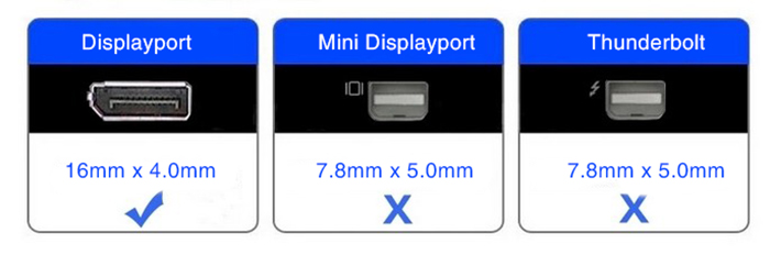 cap displayport to hdmi