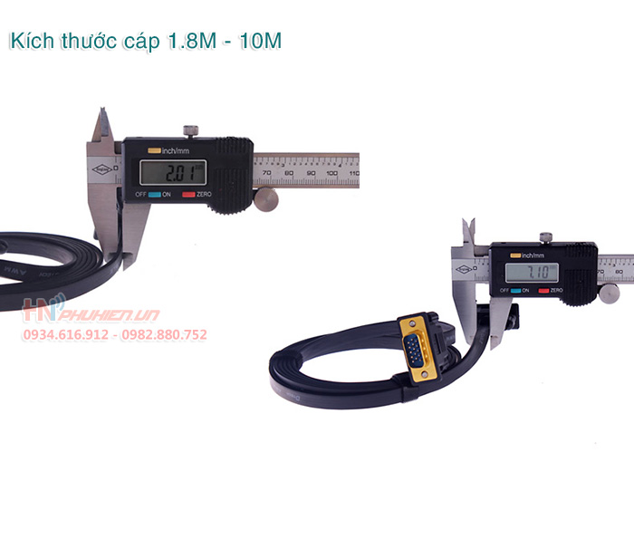cap vga det, cap may chieu, cap vga camera, cap vga full hd dtech