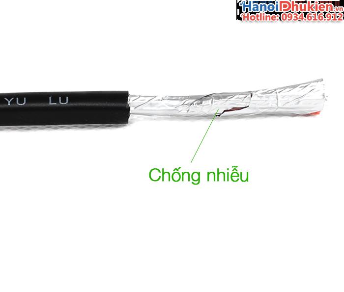 Dây cáp hàn COM 15 sợi dùng cho DB15 hãng HD-Link