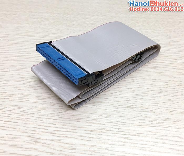 Cáp dữ liệu ATA IDE 40pin cho ổ cứng HDD ATA 3.5 inch