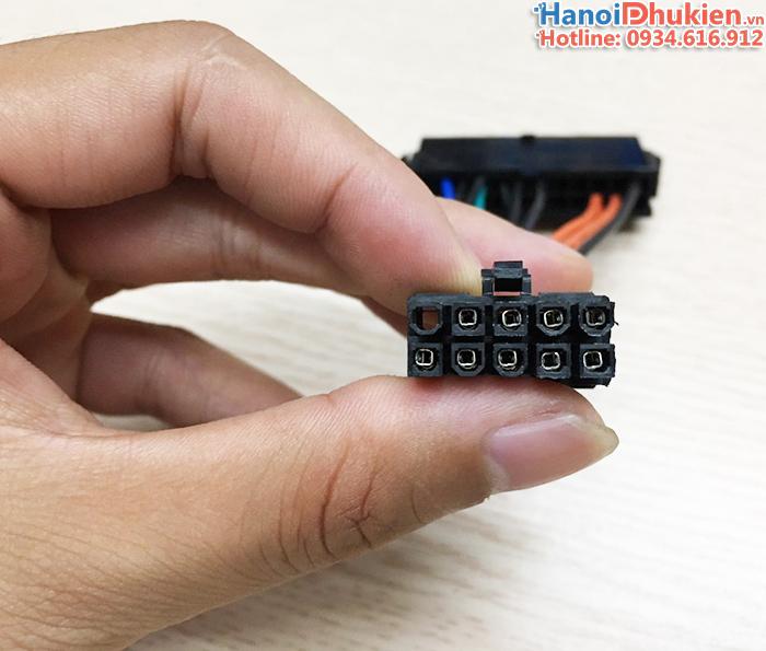 Cáp nguồn ATX 24Pin to 10Pin Lenovo Mainboard