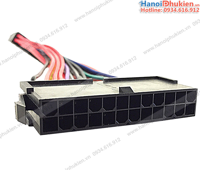 Cáp chuyển nguồn 24Pin ATX sang Mini 24Pin cho Dell Optiplex 760 780 960 980 SFF