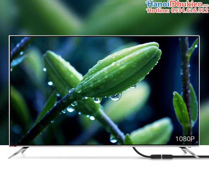 Cáp HDMI nối dài đầu đực-đầu cái Ugreen