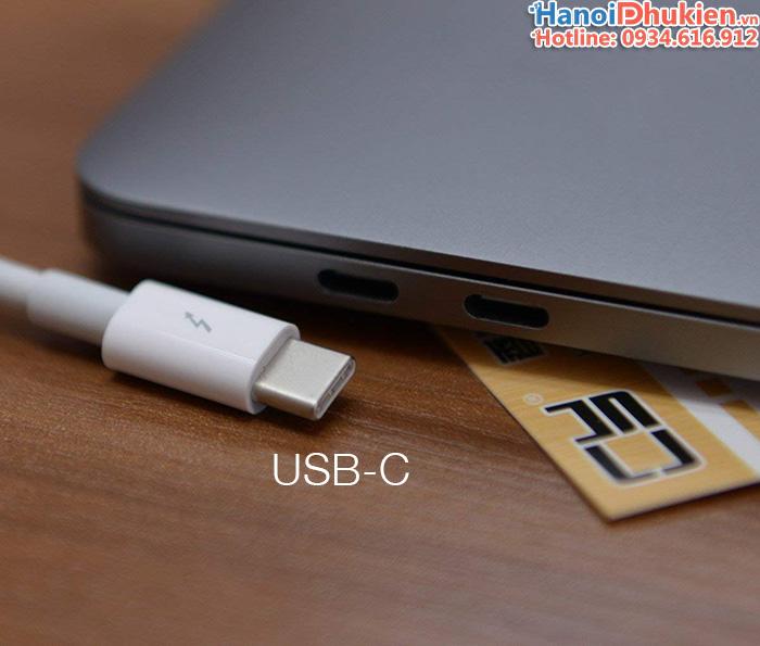 Cáp chuyển đổi Apple Thunderbolt 3 (USB-C) to Thunderbolt 2 Adapter