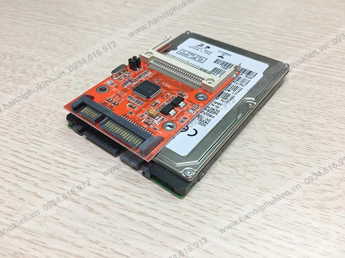 Adapter chuyển đổi CF ra SATA 2.5