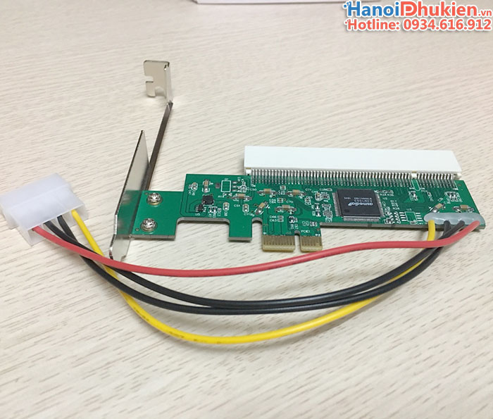 Card chuyển đổi PCI-E to PCI (PCI Express to PCI)