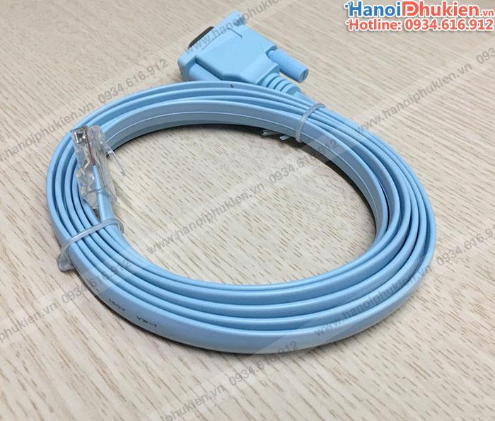 Nơi bán cáp Console USB sang RJ45 chip FTDI uy tín, chất lượng cao, giá rẻ