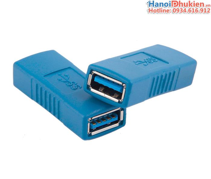 Đầu nối USB 3.0 Female to Female (2 đầu cái)