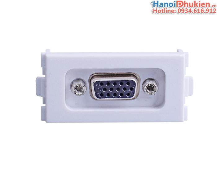 Nhân VGA âm tường (VGA Wall plate) HD-Link