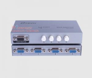 Bộ chuyển mạch màn hình VGA 4 ra 1 Dtech DT-7034