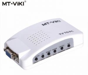 Bộ chuyển đổi màn hình VGA sang Video MT-PT01