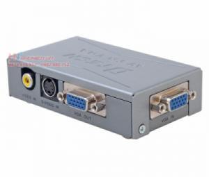 Bộ chuyển đổi Video, Svideo sang VGA Dtech DT-7003