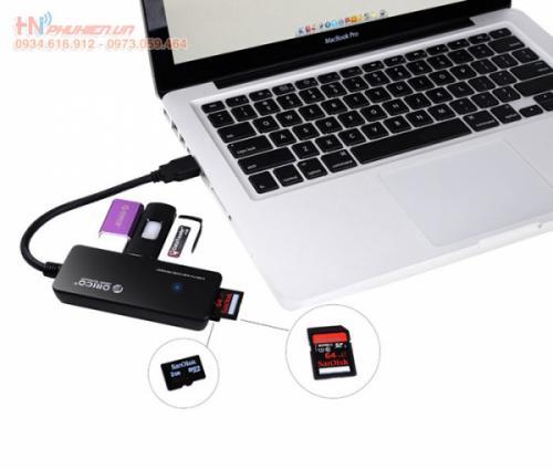 Có khe cắm thẻ nhớ micro SD, thẻ SD