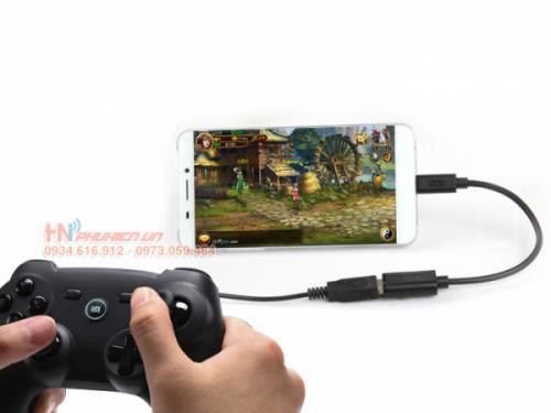 Kết nối tay game cho điện thoại
