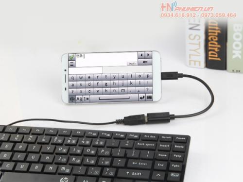 Sử dụng bàn phím