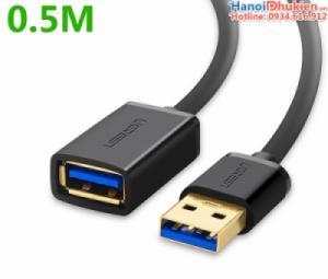 Cáp nối dài USB 3.0 dài 0.5M Ugreen 30125