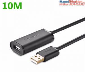 Cáp nối dài USB có IC khuếch đại tín hiệu 10M Ugreen 10321