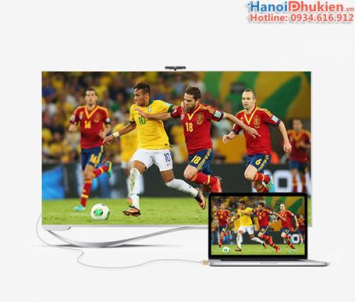 Cáp HDMI 2.0 dài 5M Ugreen 30605 hỗ trợ 3D, 4K@60hz