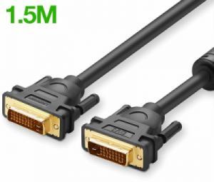 Cáp DVI to DVI 1.5M 24+1 Ugreen 11606 chính hãng