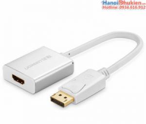 Cáp Displayport to HDMI Ugreen 20411 chính hãng