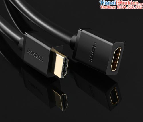 Cáp HDMI nối dài đầu đực-đầu cái 2M Ugreen 10142