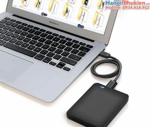 Cáp ổ cứng cắm ngoài USB 3.0 dài 1.5M Ugreen 10842