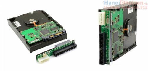Card chuyển đổi ổ cứng HDD SATA sang IDE (ATA) 40pin