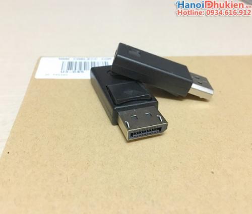 Đầu chuyển đổi Displayport đực sang Mini Displayport Female (chân cái)