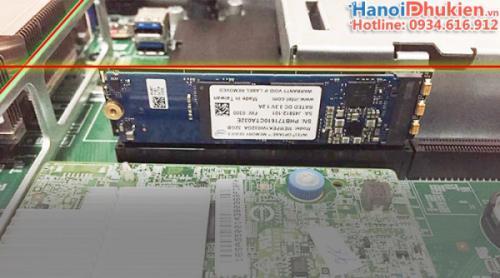 Adapter Card M2 NMVe sang PCI-E 3.0 JEYI MX16-1U dùng cho PC, Server 1U