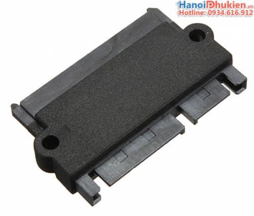 Đầu nối ổ cứng SATA đầu đực - đầu cái 22pin (7+15)