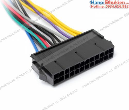 Cáp nguồn 24Pin sang 14Pin cho mainboard Lenovo Q77 B75 A75 Q75