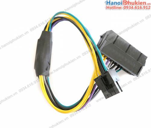 Cáp nguồn 24Pin sang 8Pin cho Dell Optiplex 3020, 7020, 9020, T1700
