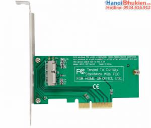 Adapter SSD Macbook Air, Pro to PCI-E 4X A1465 A1466 A1398 A1502