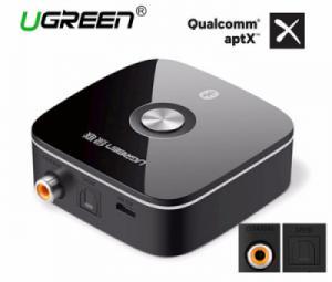 Bộ nhận Bluetooth 4.2 APTX cổng Optical, Coaxial Ugreen 40855