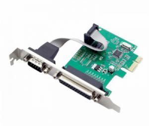 Card chuyển đổi PCI-E sang DB25, DB9 chipset WCH382