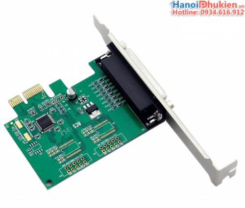 Card chuyển đổi PCI-E sang LPT DB25