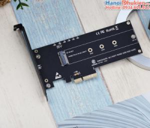 Card chuyển đổi M2 NVMe 2280 22110 sang PCI-E 3.0 4X Kingshare KS-NVX403