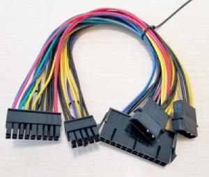 Cáp nguồn 24Pin sang 18pin, ata sang 10pin cho HP Z800 Mainboard