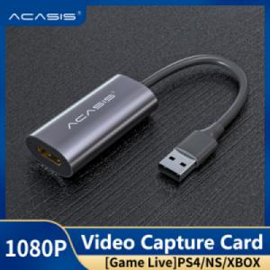 Cáp HDMI sang USB 3.0 capture HD1080P hỗ trợ vMix, OBS